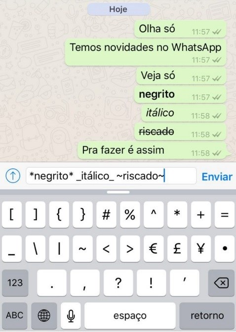 whatsapp conversa