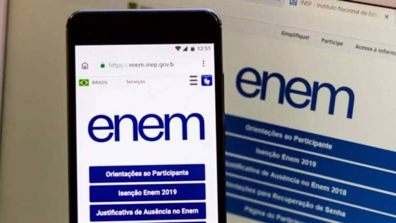 INEP vai disponibilizar as notas finais do ENEM 2020